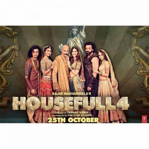 Housefull-4 movie